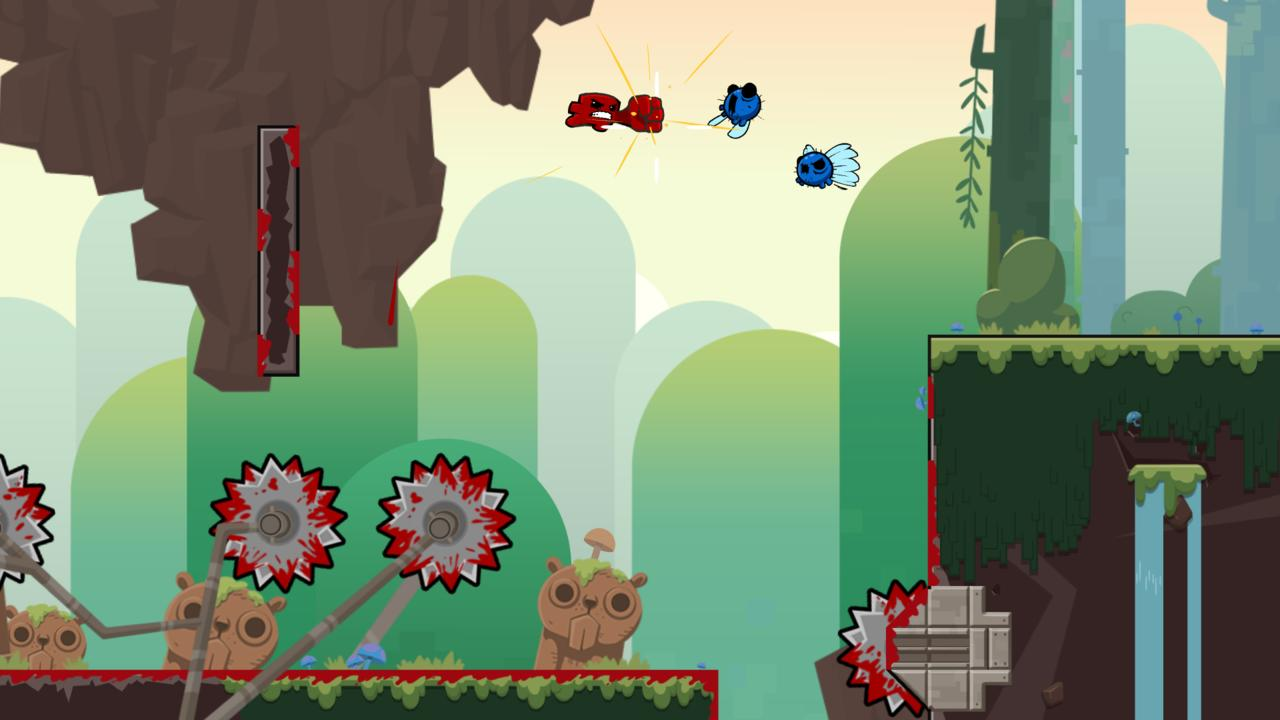 Super Meat Boy Forever | PC, PS4, Switch, Xbox One