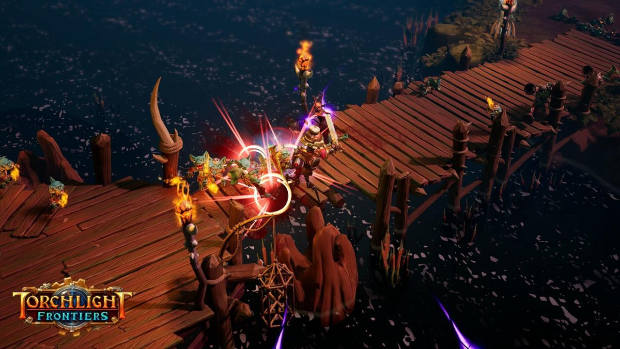 Torchlight Frontiers | PC