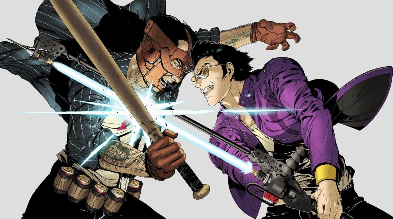 Travis Strikes Again: No More Heroes | Switch