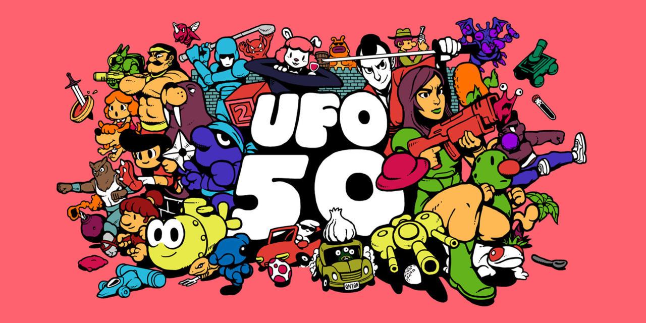 UFO 50 | PC