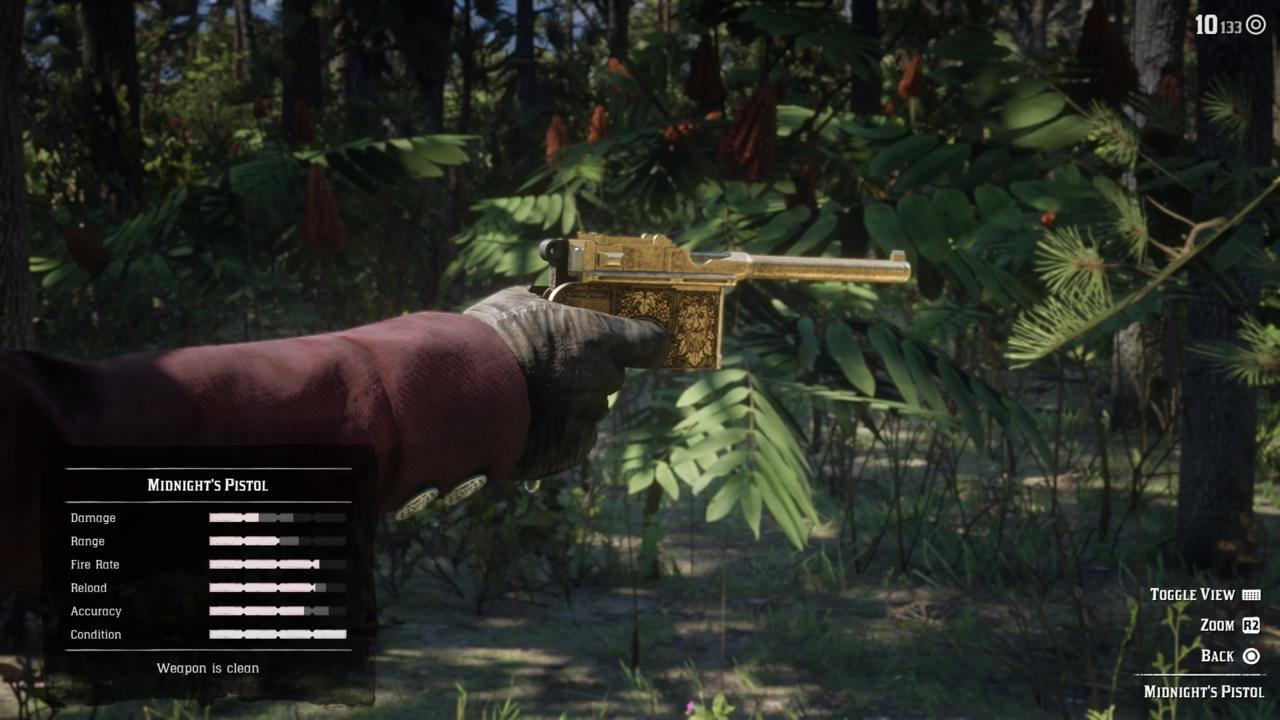 Pistol: Midnight's Pistol