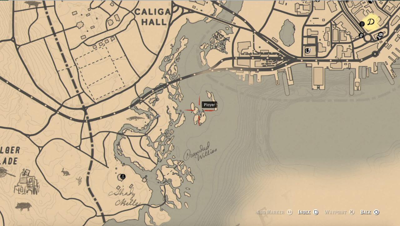 Location: Broken Pirate Sword
