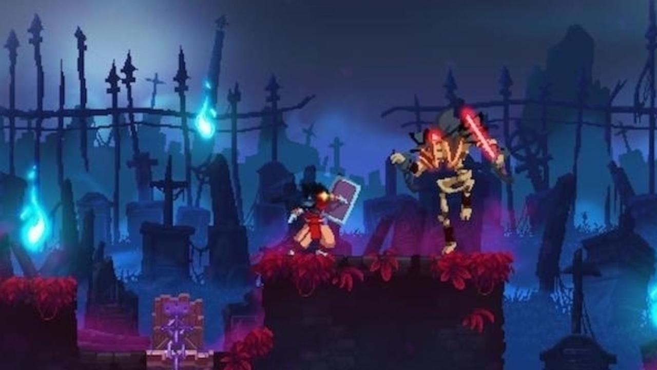 Dead Cells: Rise of the Giant   PC, PS4, Xbox One, Switch   MotionTwin   Release: March 28, 2019