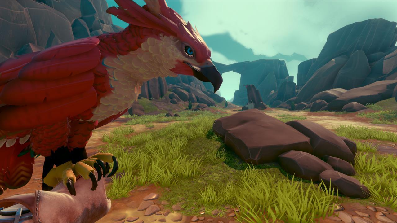 Falcon Age   PS4   OuterLoop   Release: April 9, 2019