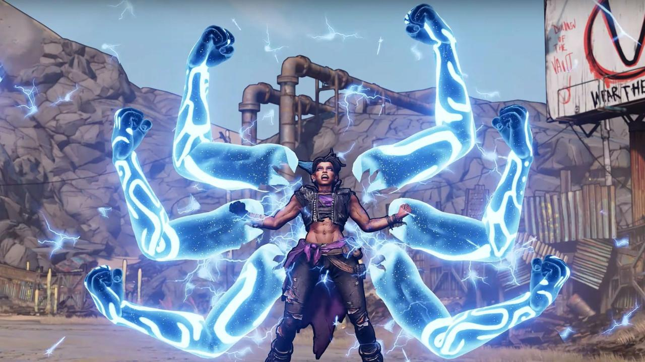 Borderlands 3   PC, PS4, Xbox One   Gearbox Software   Release: September 13, 2019