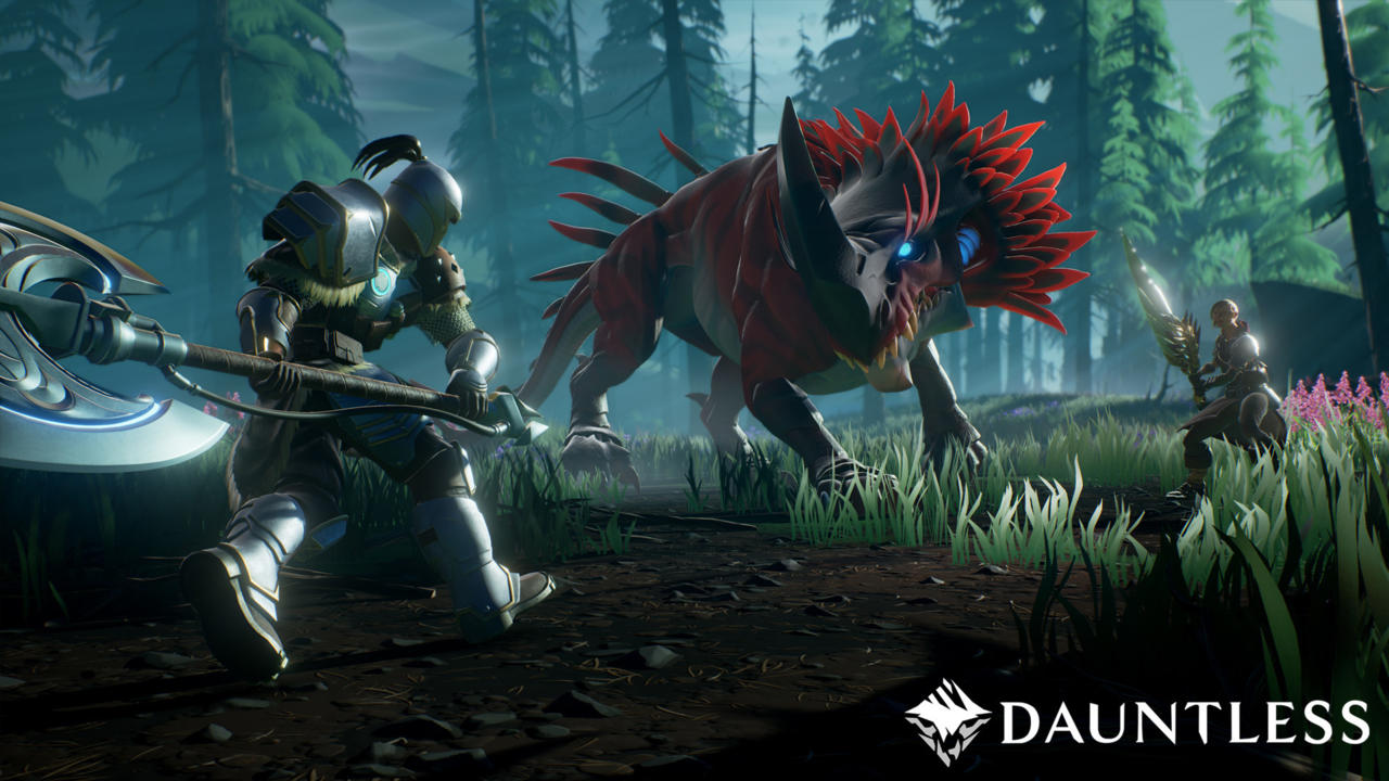 Dauntless   PC, PS4, Xbox One, Switch   Phoenix Labs   Release: April 2019