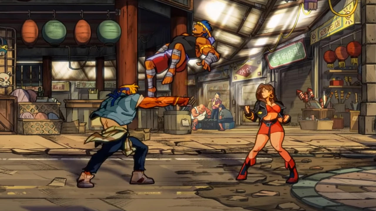 Streets of Rage 4   PC, PS4, Xbox One, Switch   GuardCrush Games & DotEmu   Release: TBD