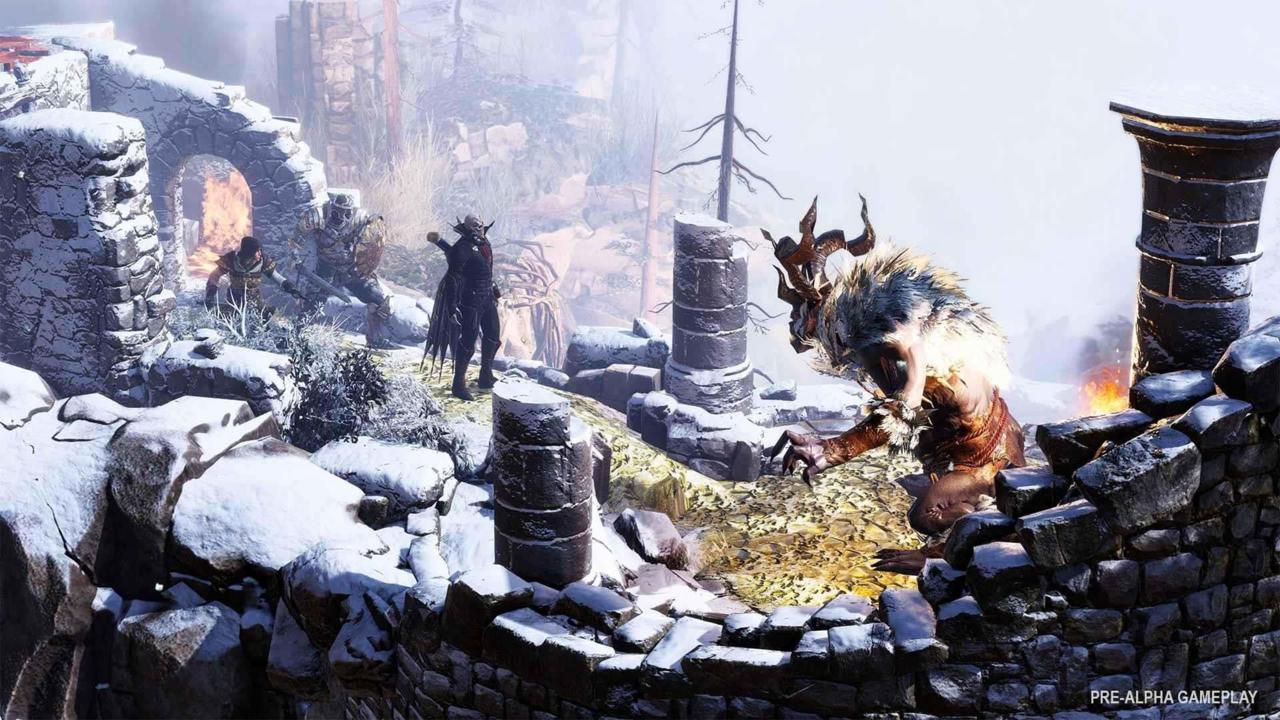 Divinity: Fallen Heroes   Platforms: PC   Larian Studios   Release: TBD