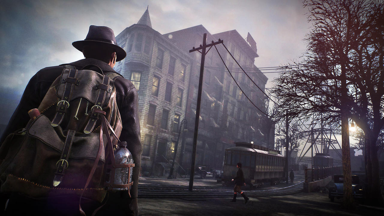 The Sinking City   PC, PS4, Xbox One, Switch