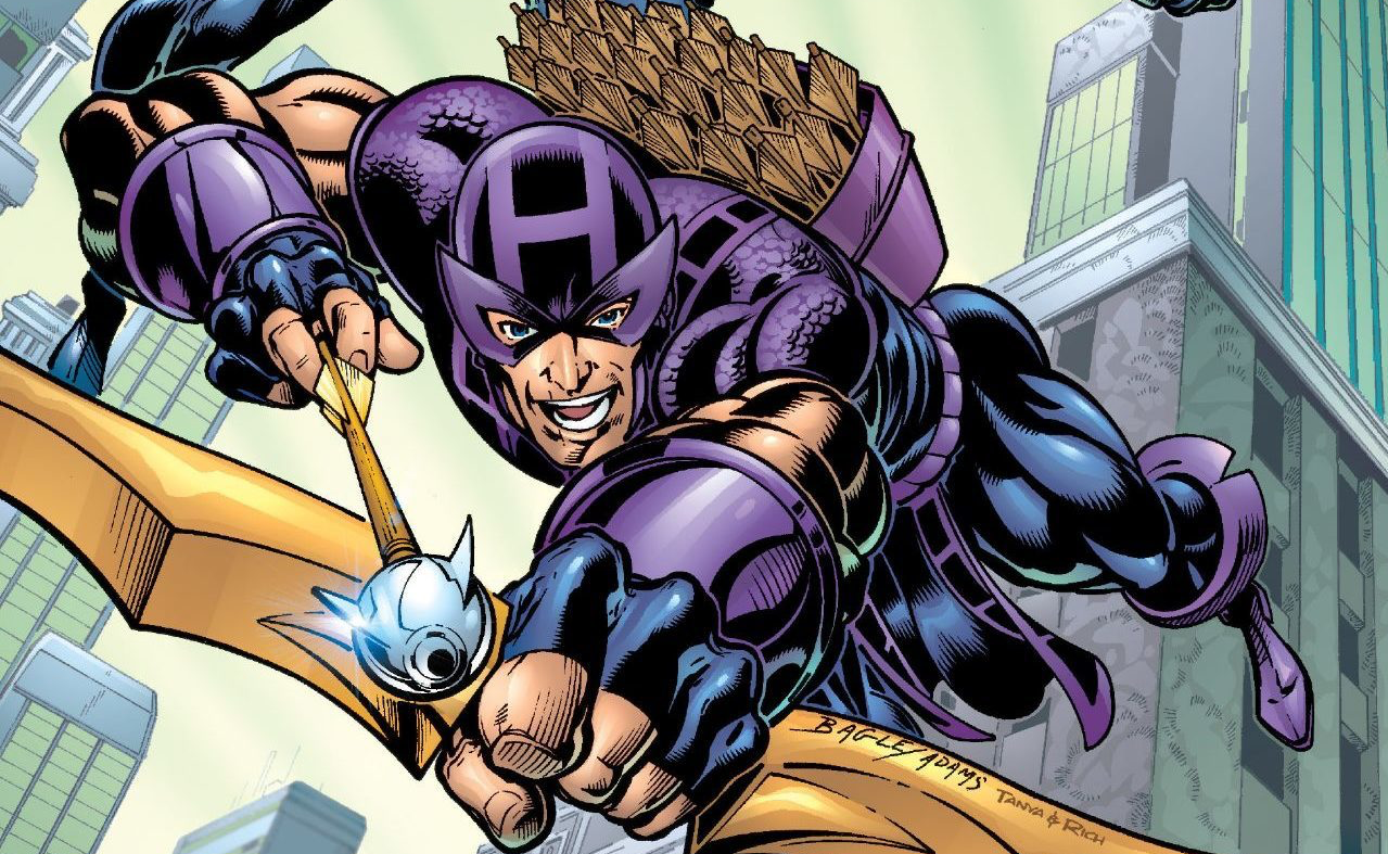(Missing In Action) Hawkeye