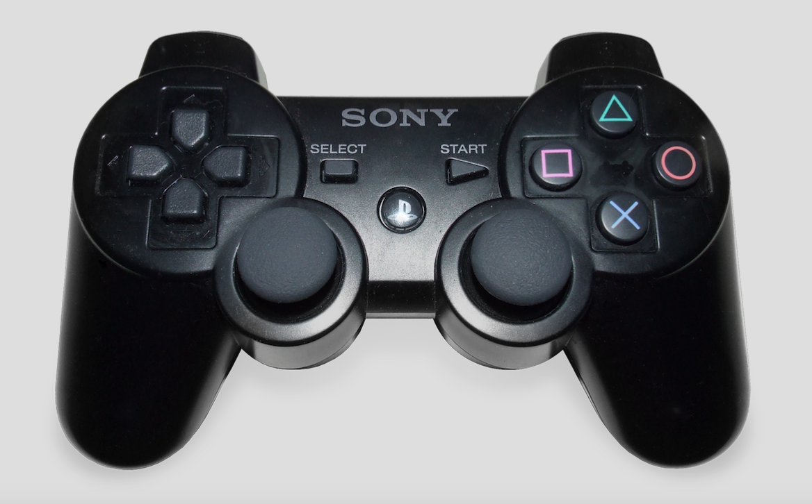 The Sixaxis Controller | Release Date: November 6, 2006