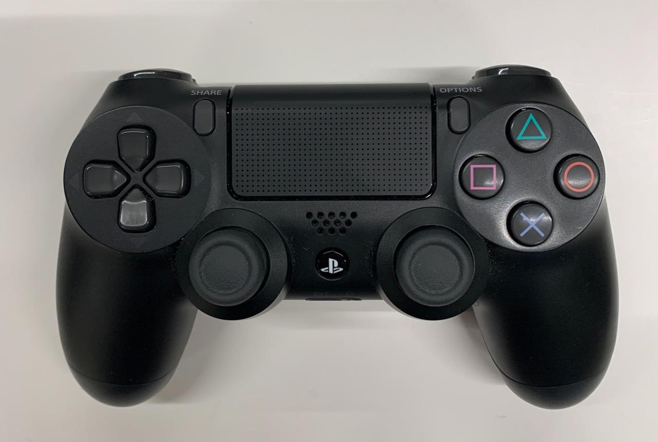 The DualShock 4 | Release Date: November 14, 2013