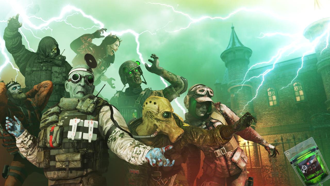 The Undead Operators
