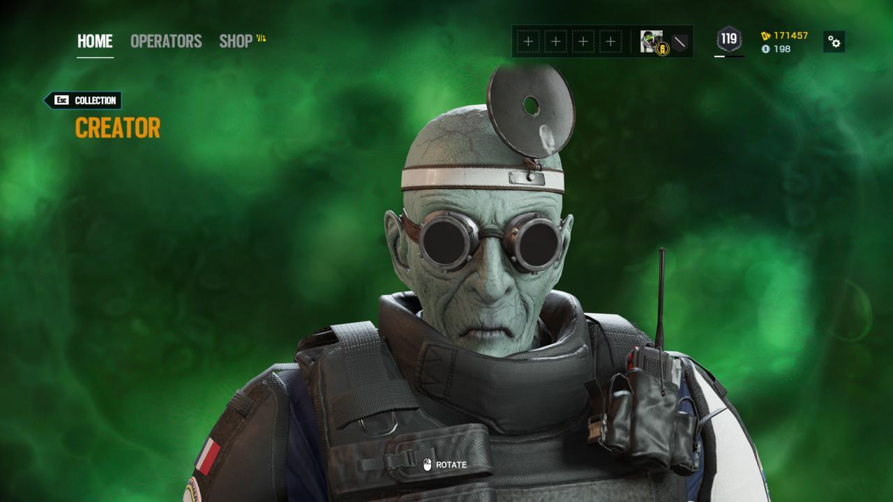 Operator: Doc - Creator (Head)