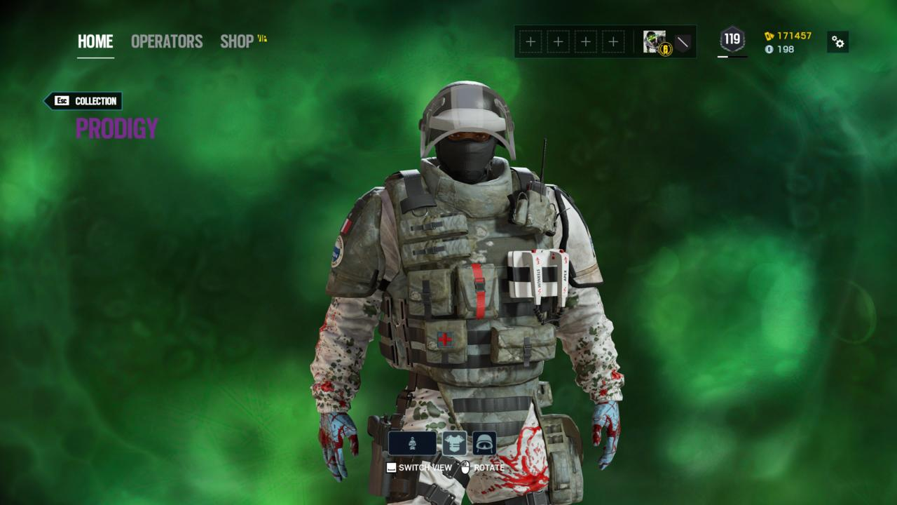 Operator: Doc - Prodigy (Outfit)