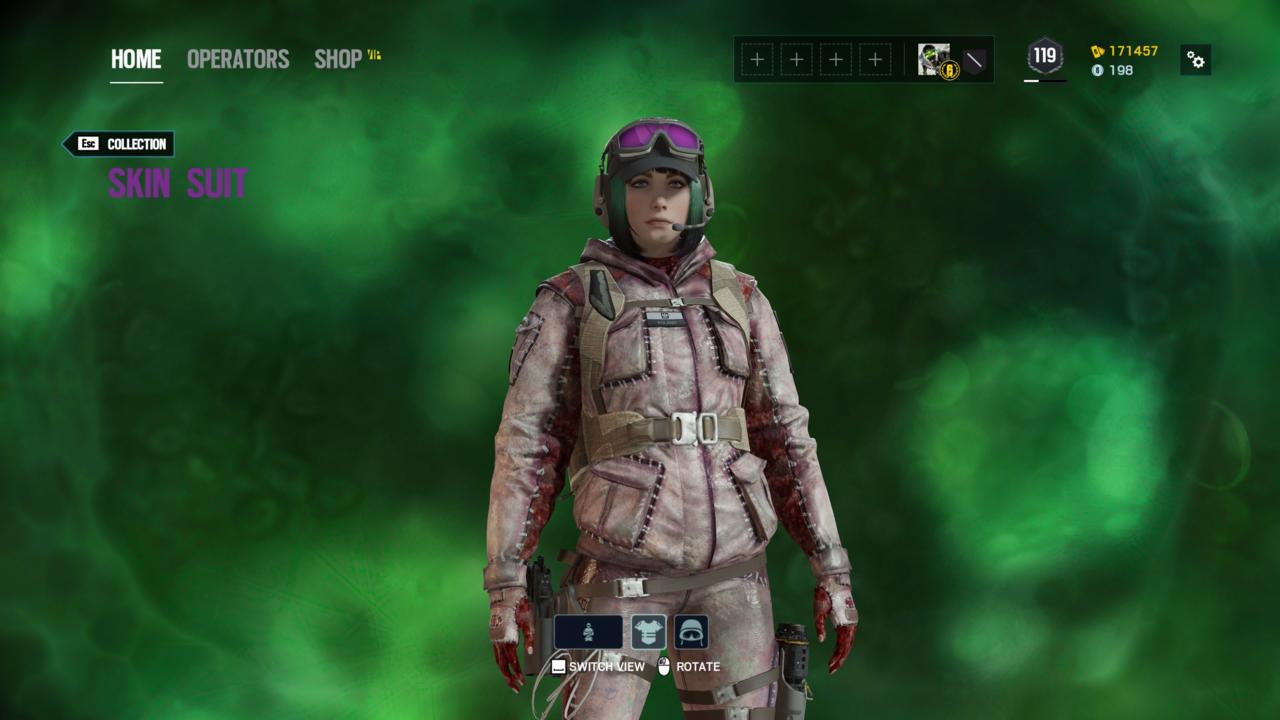 Operator: Ela - Skin Suit (Outfit)