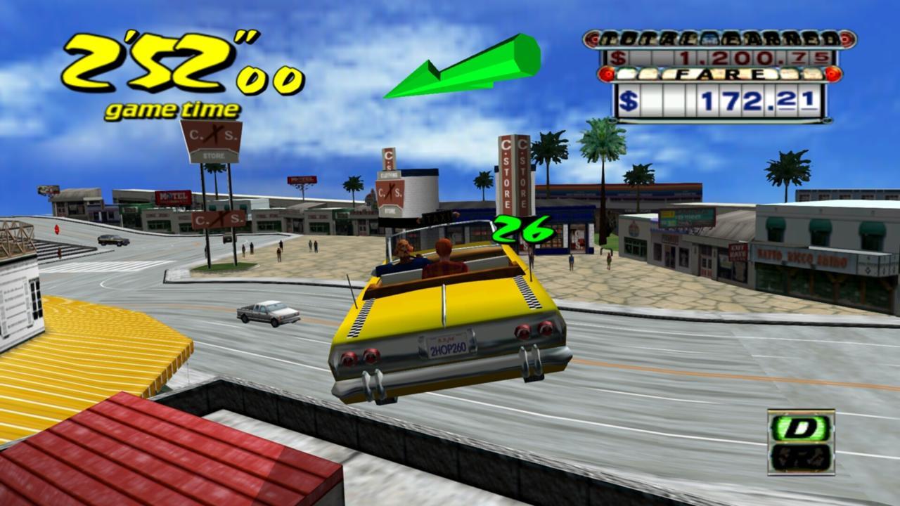 Crazy Taxi | January 24 (Sega Dreamcast)