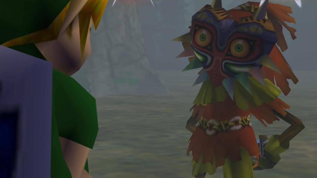 The Legend of Zelda: Majora's Mask | April 27