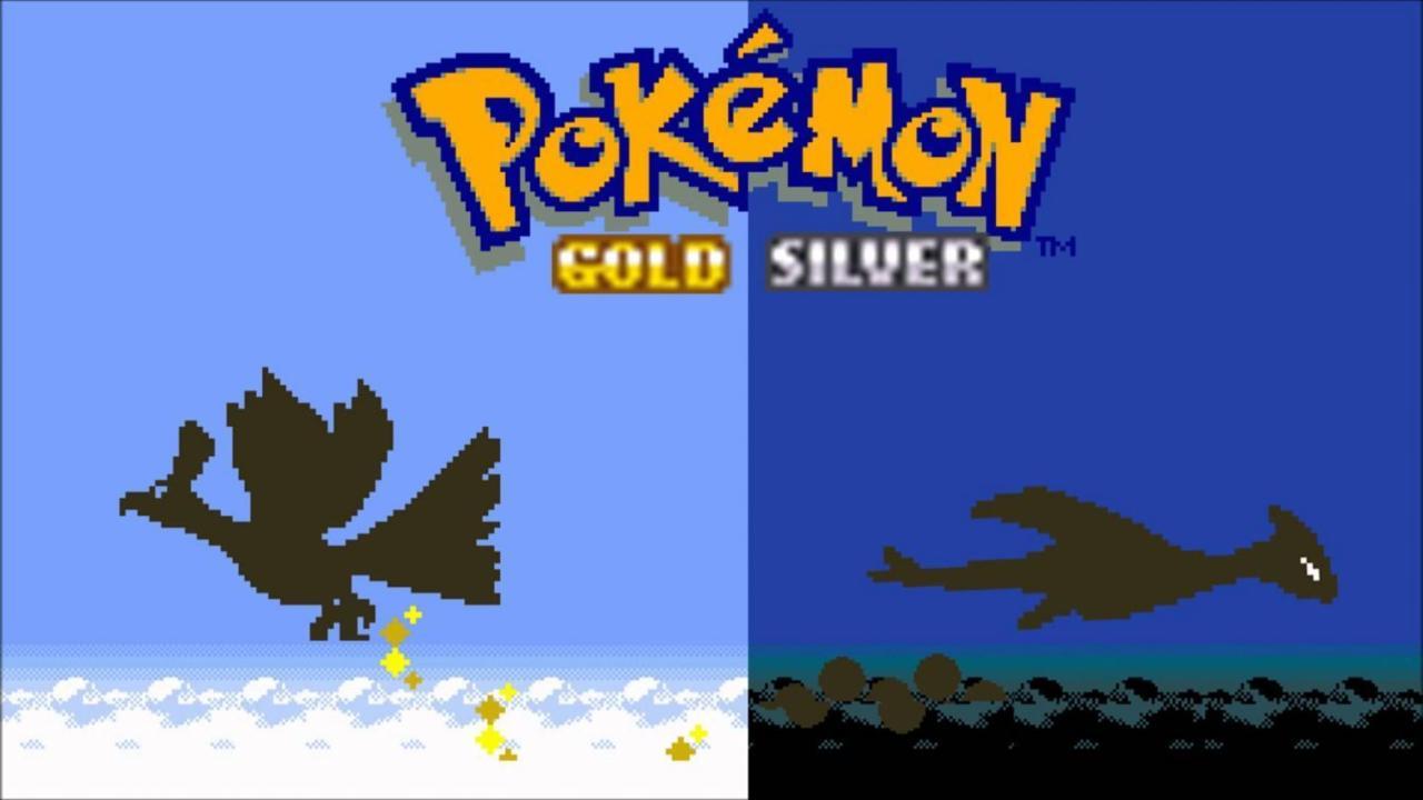 Pokemon Gold & Silver | October 15