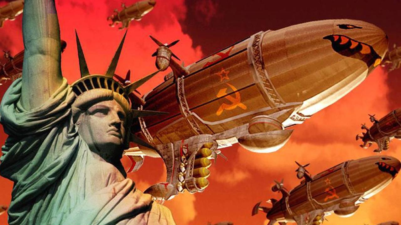 Command & Conquer Red Alert 2 | October 23