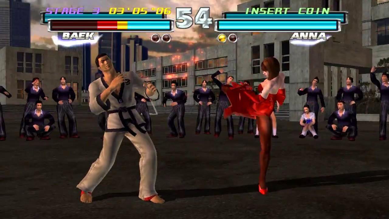 Tekken Tag Tournament | October 26 (PlayStation 2)