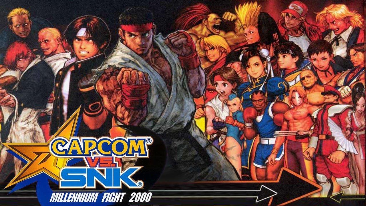 Capcom vs. SNK: Millenium Fight | November 9