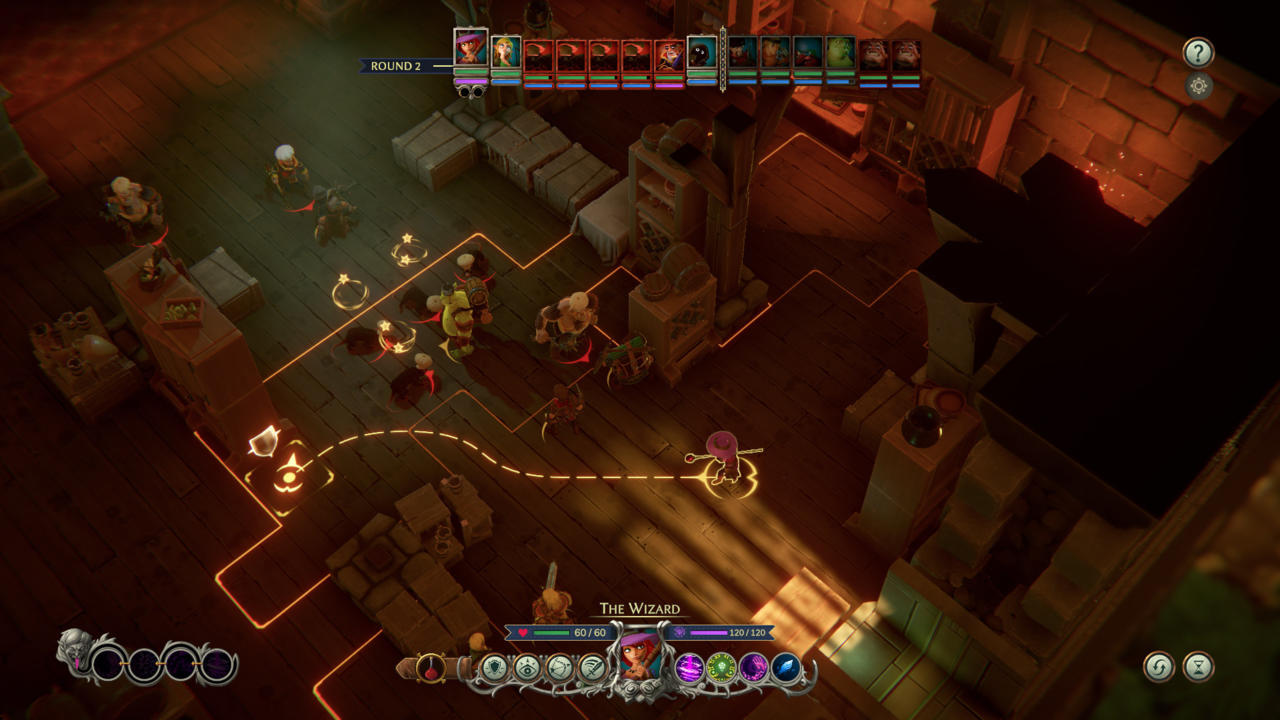 Dungeon of Naheulbeuk: The Amulet of Chaos | Artefacts Studio | PC | Summer 2020