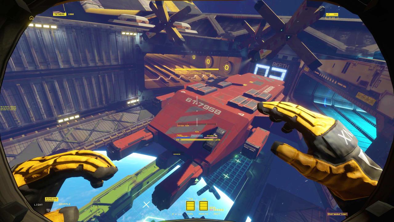 Hardspace: Shipbreaker | Blackbird Interactive | PC | Summer 2020