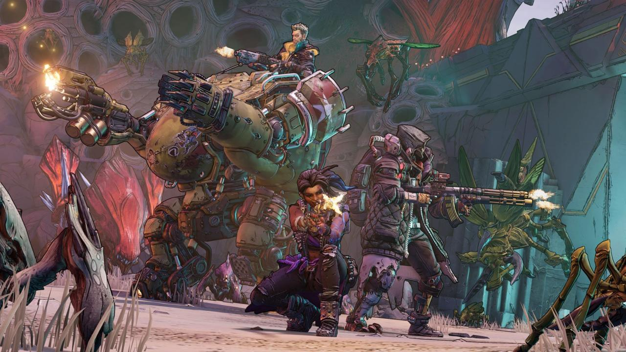 Later in 2020, the four vault hunters of Borderlands 3 will get a new set of abilities and skills, expanding their powers even more.
