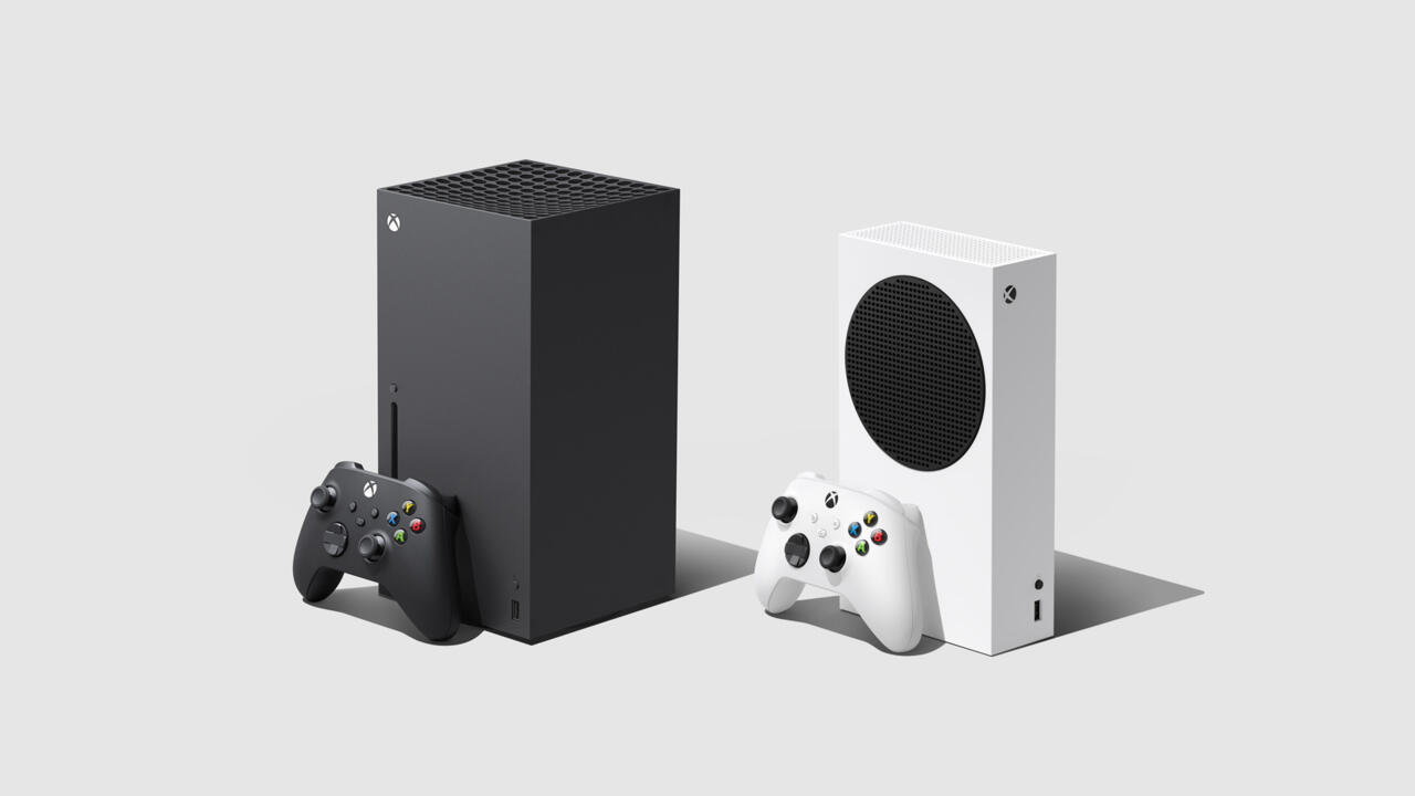 The Xbox Series X - 802GB usable storage space / The Xbox Series X - 364GB usable storage space.