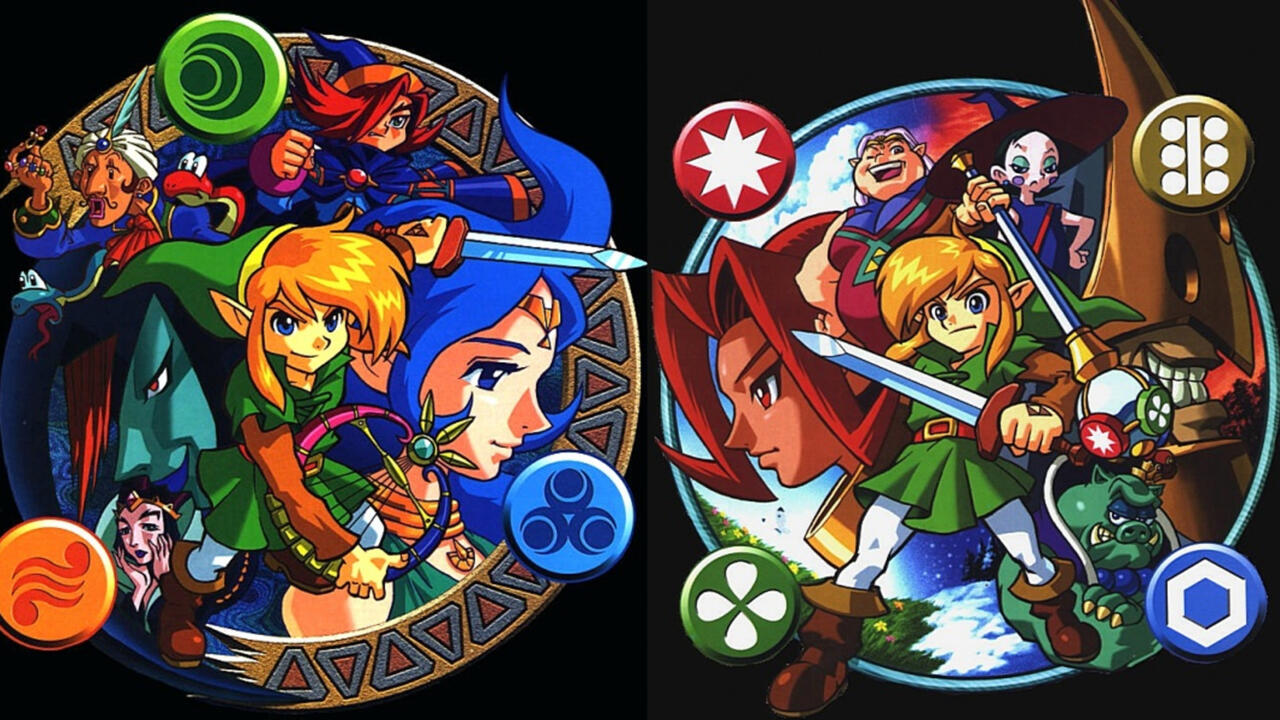 The Legend of Zelda: Oracle of Seasons / Ages   February 27