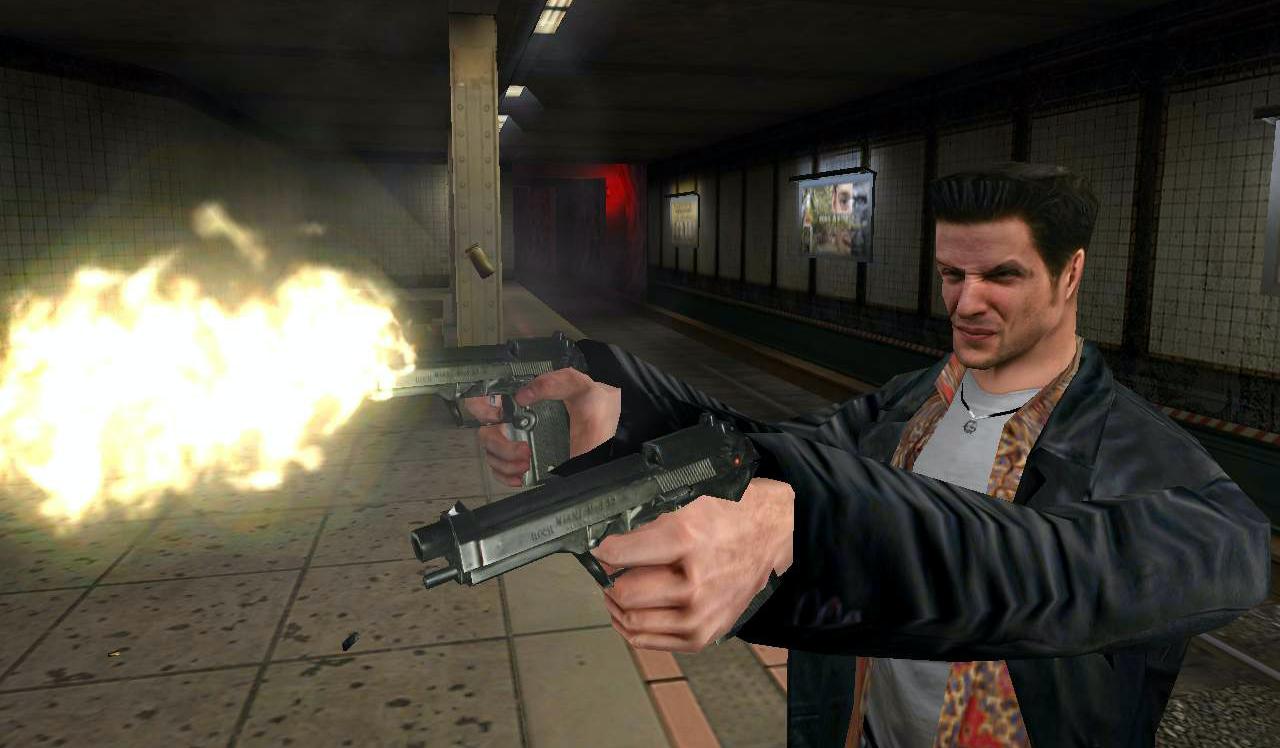 Max Payne   July 23