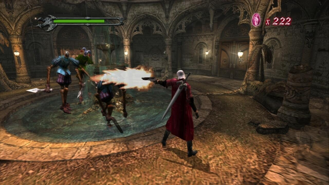 Devil May Cry   October 16
