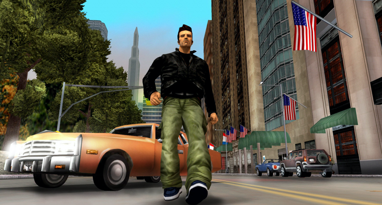 Grand Theft Auto III   October 22
