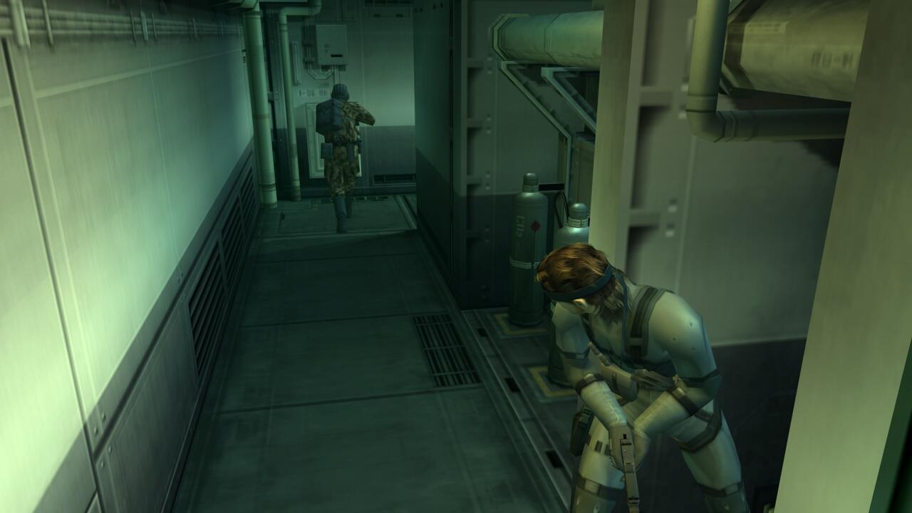 Metal Gear Solid 2: Sons of Liberty   November 13