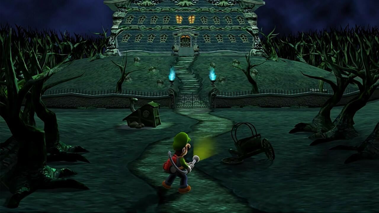 Luigi's Mansion   November 18
