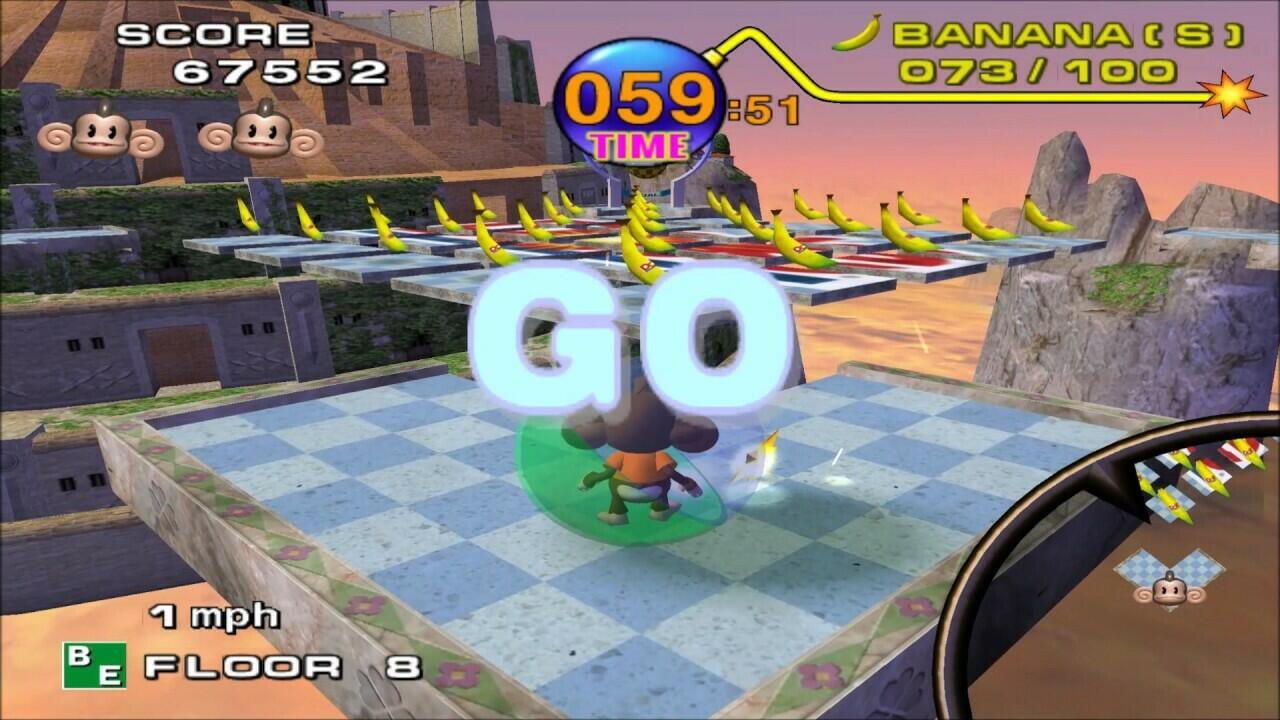 Super Monkey Ball   November 18
