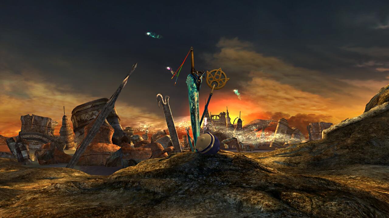 Final Fantasy X   December 17