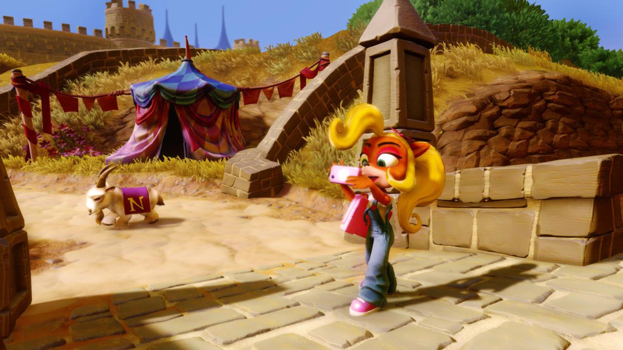 Crash Bandicoot N. Sane Trilogy | $15