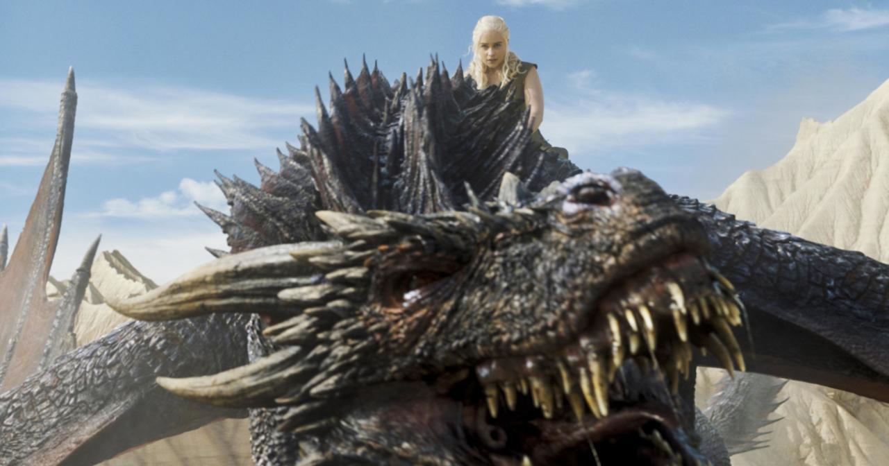 2. The Dragon Riders