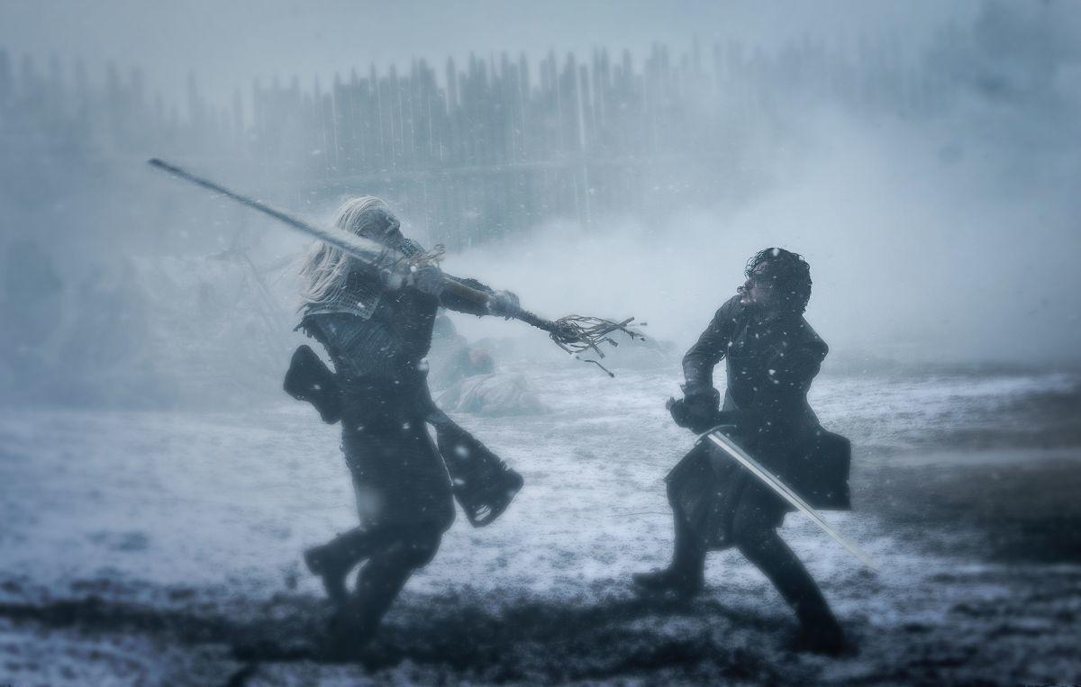 7. The Secrets of Valyrian Steel
