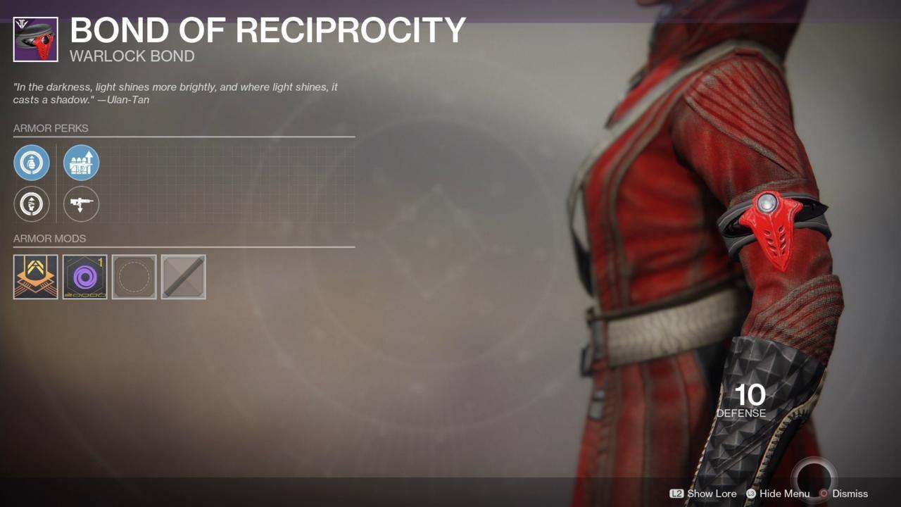 Bond of Reciprocity