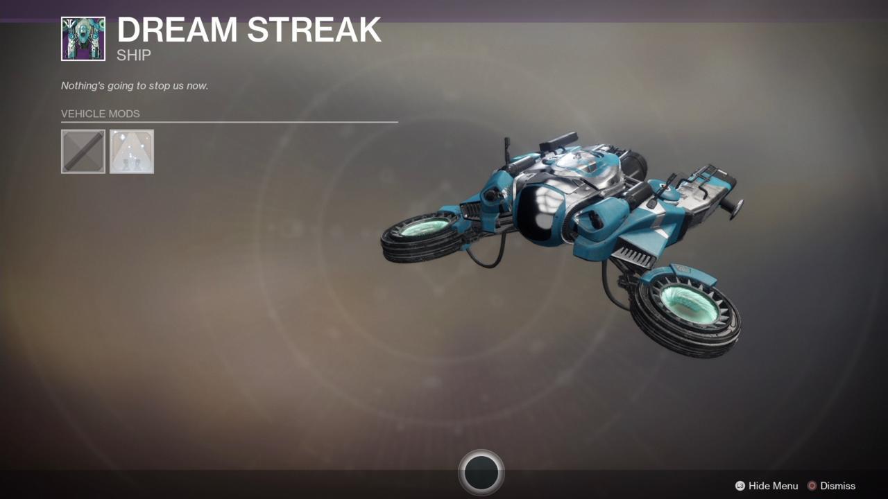 Dream Streak