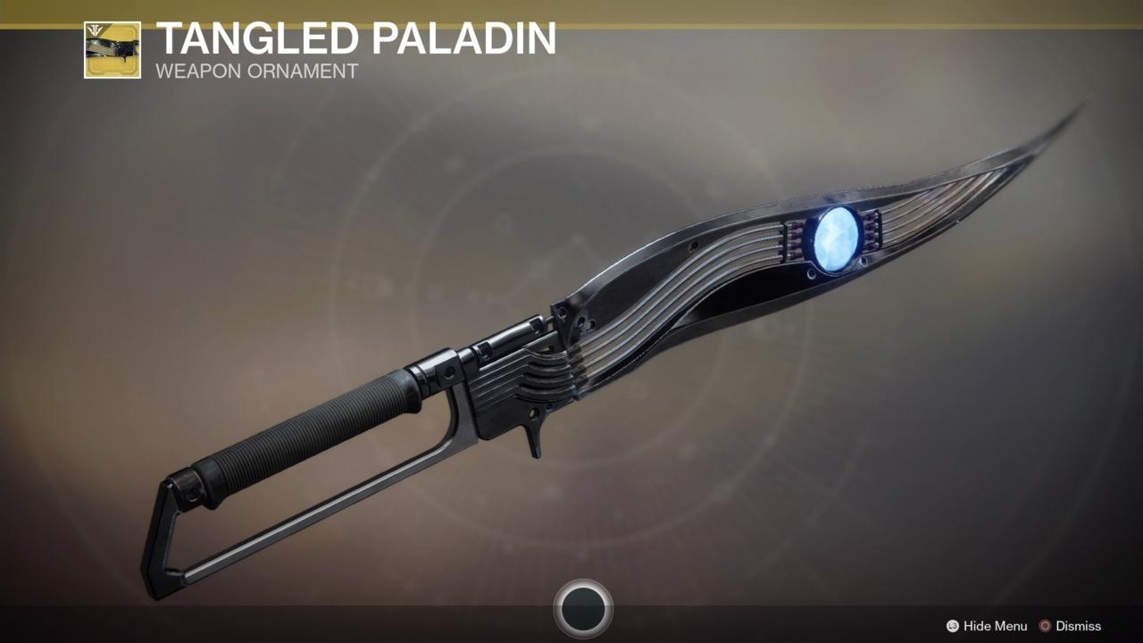 Tangled Paladin
