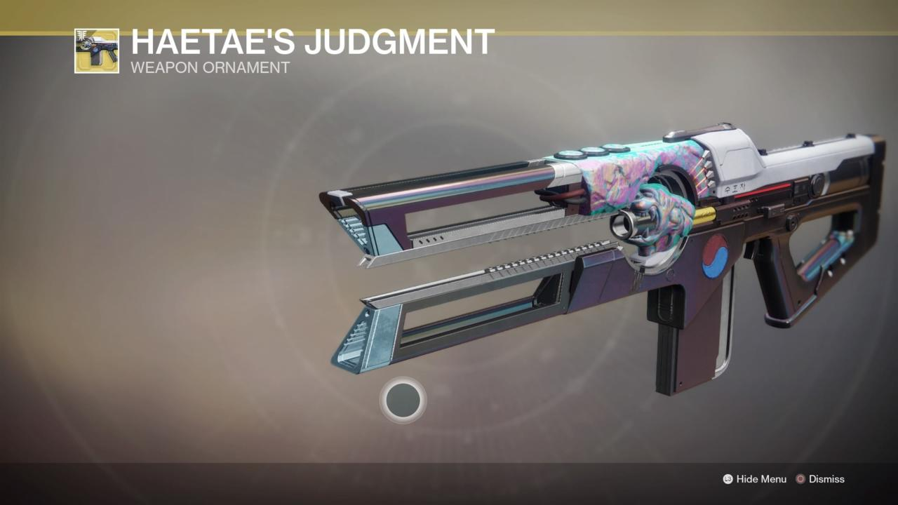 Haetae's Judgment
