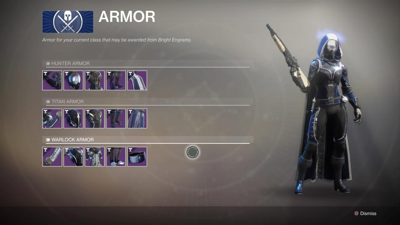 Hunter Eververse Armor