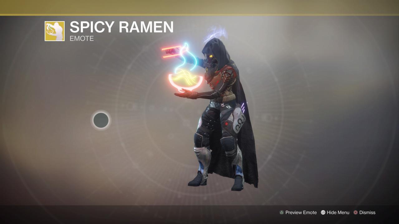 Spicy Ramen Emote