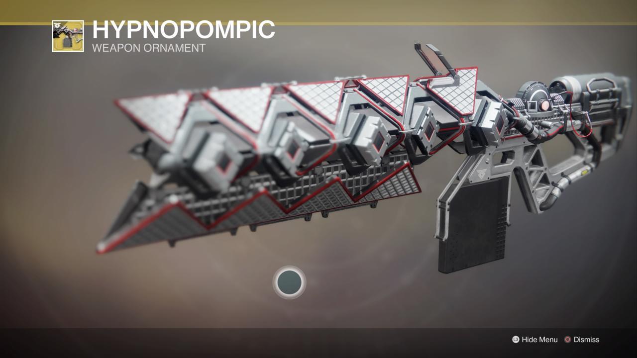 Hypnopompic Ornament