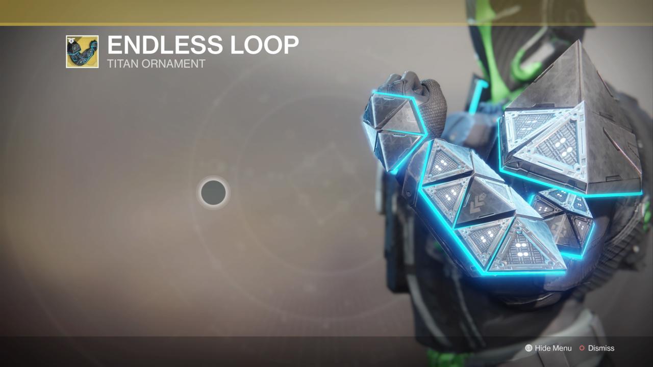 Endless Loop Ornament