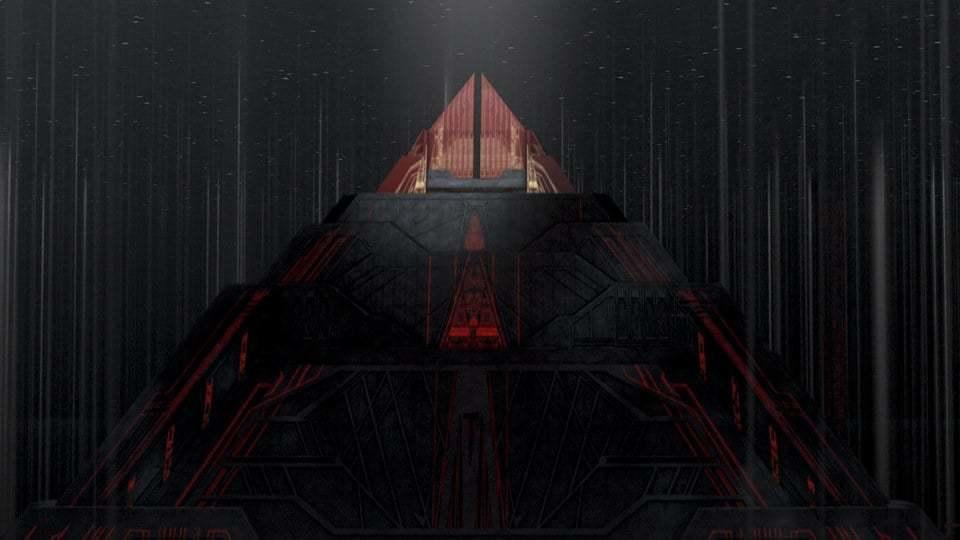 1. The Sith Temple